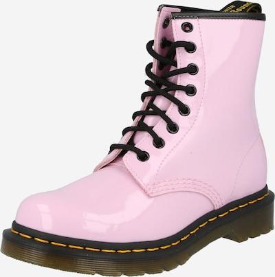 Suvarstomieji kulkšnis dengiantys batai iš Dr. Martens , spalva - šviesiai rožinė, Prekių apžvalga