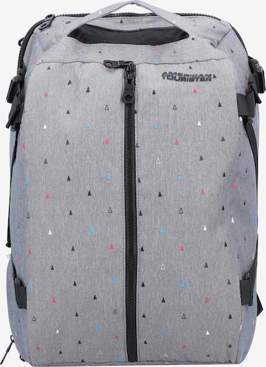 American Tourister Rucksack in grau / mischfarben, Produktansicht
