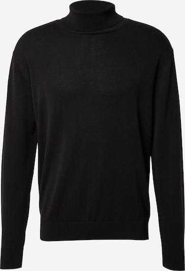 DAN FOX APPAREL Sweater 'Enno' in Black, Item view