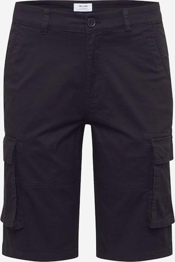 Only & Sons Pantalon cargo en noir, Vue avec produit