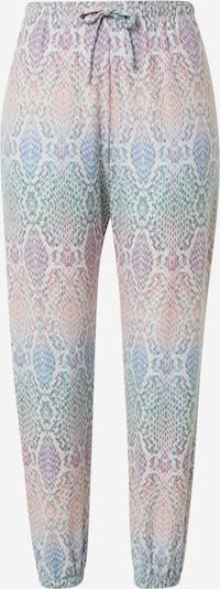 Onzie Pantalon de sport en bleu / violet / rose / blanc, Vue avec produit