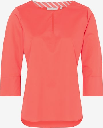 ETERNA Bluse in Rot