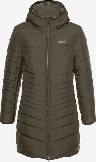 JACK WOLFSKIN Outdoor Coat in Khaki / Mixed colors, Item view