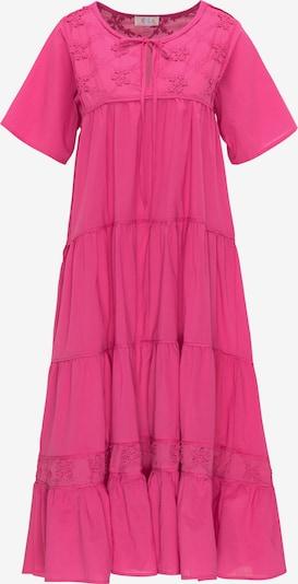 Rochie de vară IZIA pe roz, Vizualizare produs