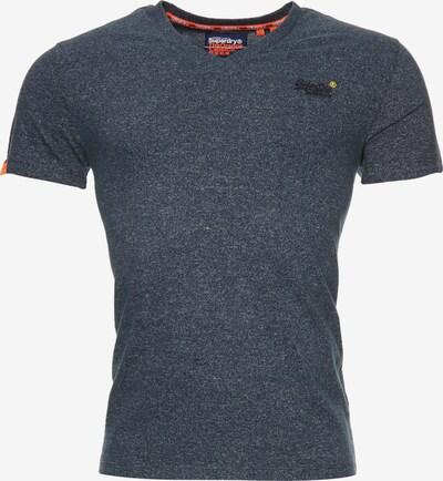 Superdry T-Shirt in marine, Produktansicht