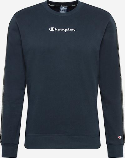 Champion Authentic Athletic Apparel Sweatshirt in navy / weiß, Produktansicht