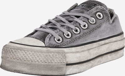 CONVERSE Sneaker 'CTAS OX LIFT CANVAS LTD' in grau / weiß, Produktansicht