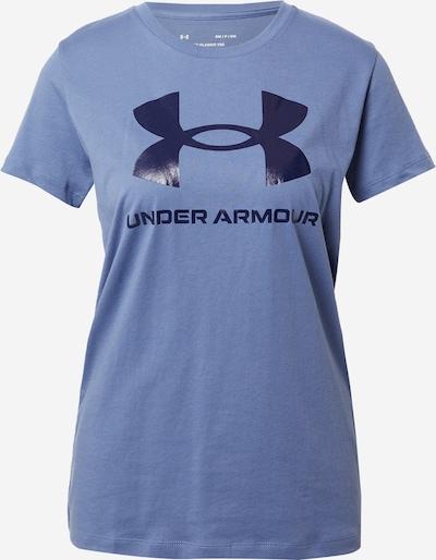 UNDER ARMOUR Camiseta funcional en navy / azul real, Vista del producto