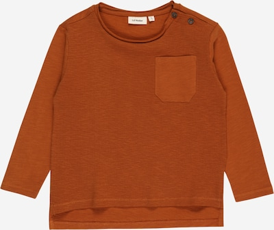 Lil ' Atelier Kids Shirt 'Mivar' in dunkelorange, Produktansicht