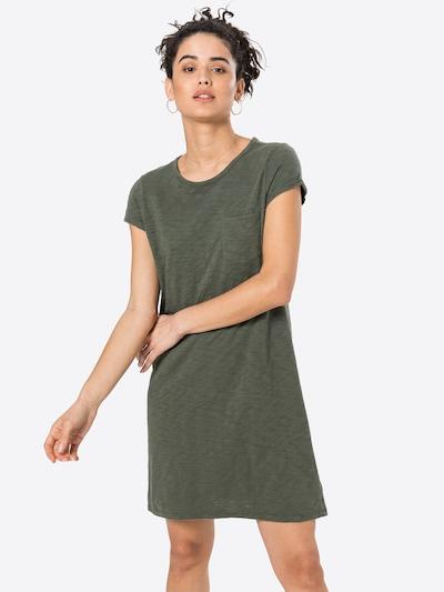 GAP Robe en vert, Vue avec modèle