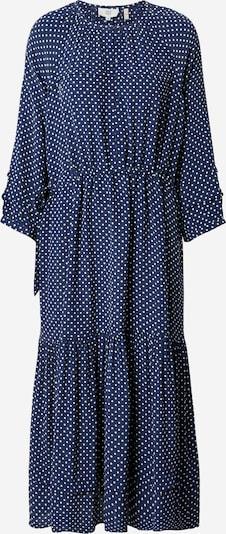 Noa Noa Kleid 'SOFT MOSS' in hellblau / dunkelblau / weiß, Produktansicht