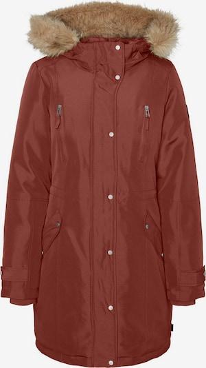 VERO MODA Zimska jakna 'EXPEDITIONTRACK' | rjasto rjava barva, Prikaz izdelka