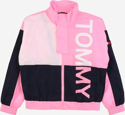 TOMMY HILFIGER Kurtka przejściowa w kolorze granatowy / różowy / białym, Podgląd produktu