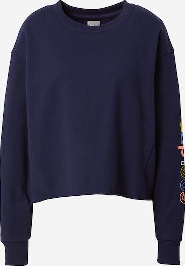 GAP Sweatshirt in navy / rauchblau / gelb / hellpink, Produktansicht