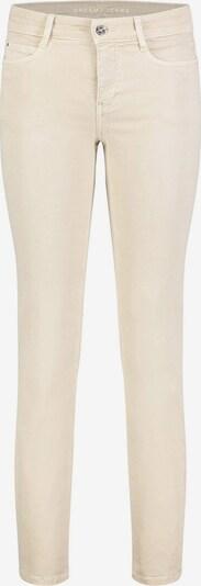 MAC Straight Leg Jeans in eierschale, Produktansicht
