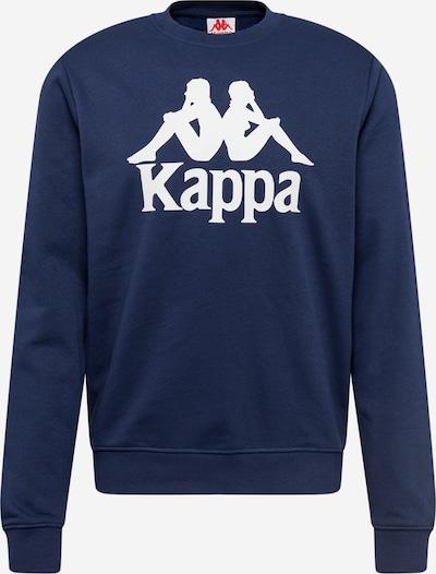 Bluză de molton 'Sertum' KAPPA pe bleumarin / alb, Vizualizare produs