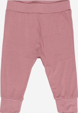 Pantaloni 'Gusti ' de la Hust & Claire pe roz
