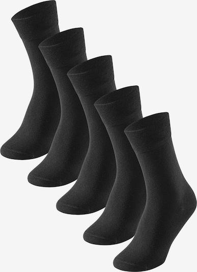 SCHIESSER Ponožky - čierna, Produkt