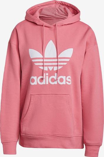 ADIDAS ORIGINALS Majica | rosé / bela barva, Prikaz izdelka
