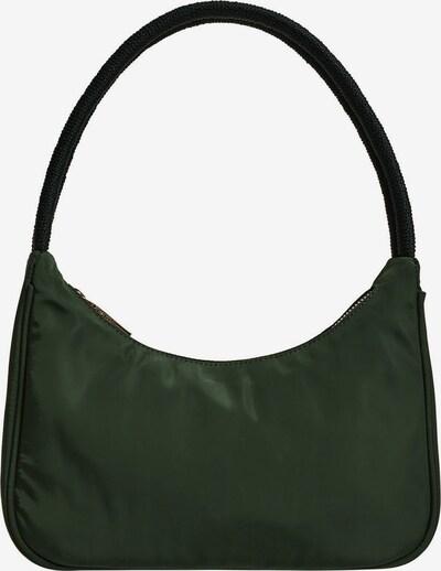 MANGO Sac bandoulière 'MARIA' en vert foncé, Vue avec produit