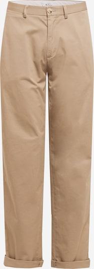 Ben Sherman Pantalon chino en greige, Vue avec produit