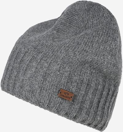 chillouts Mütze 'Maurice' in graumeliert, Produktansicht
