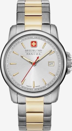 SWISS MILITARY HANOWA Uhr in gold / silber, Produktansicht
