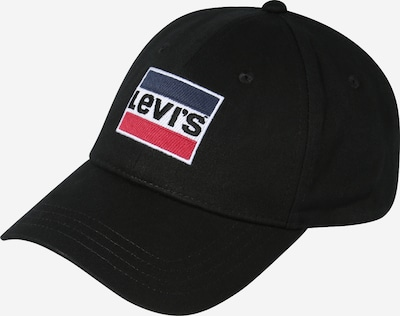LEVI'S Gorra en navy / rojo / negro / blanco, Vista del producto