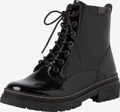 JANA Lace-Up Ankle Boots in Black, Item view