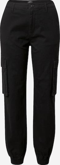 ONLY Cargobroek 'Madea Tiger Life' in de kleur Zwart, Productweergave