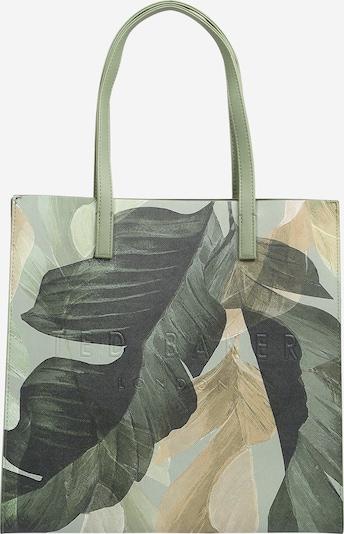 Ted Baker Cabas en vert / kaki / olive, Vue avec produit
