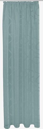 BRUNO BANANI Gardine 'Tilo' in pastellblau, Produktansicht
