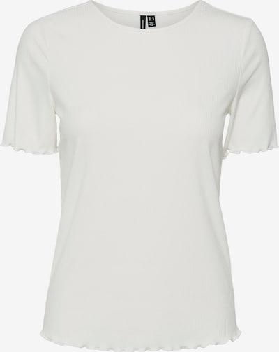 VERO MODA T-Shirt 'New Ava' in naturweiß, Produktansicht