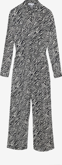Scalpers Kombinezons, krāsa - melns / balts, Preces skats