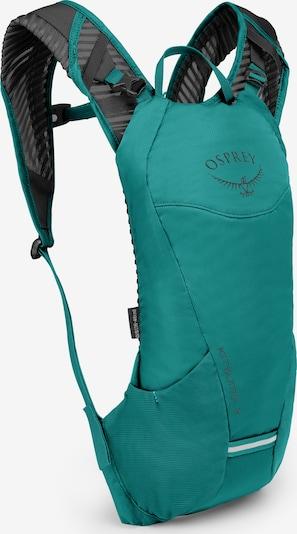 Osprey Sportrucksack 'Kitsuma 3' in petrol, Produktansicht