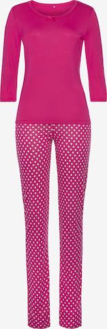 VIVANCE Pajama in Pink