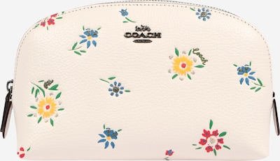 COACH Cosmetic bag in natural white, Item view