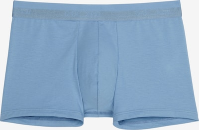 HOM Trunks 'Classic' in blau / hellblau, Produktansicht