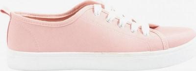 AF Schnürsneaker in 38 in pink / weiß, Produktansicht