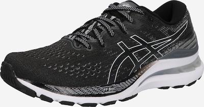 ASICS Skriešanas apavi 'Gel-Kayano 28', krāsa - melns / balts, Preces skats
