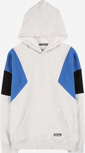 GARCIA Sweatshirt in Royal blue / Light grey / Black, Item view