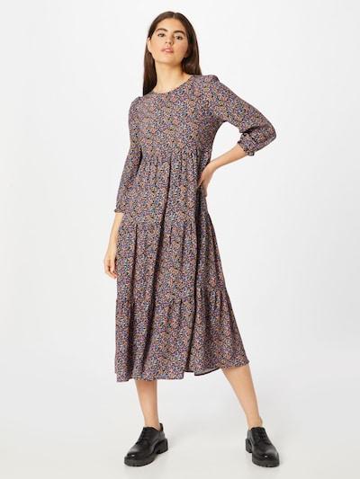 Mavi Dress in Mixed colors / Black, View model