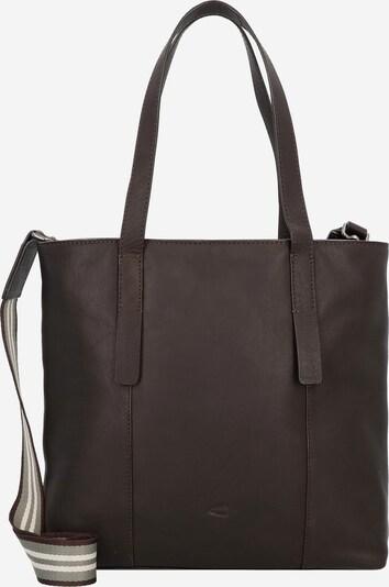 CAMEL ACTIVE Shopper 'Merica' in dunkelbraun, Produktansicht