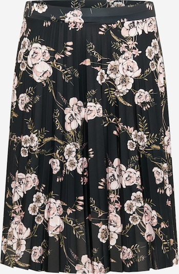 ABOUT YOU Curvy Jupe 'Elis Skirt' en mélange de couleurs / noir, Vue avec produit