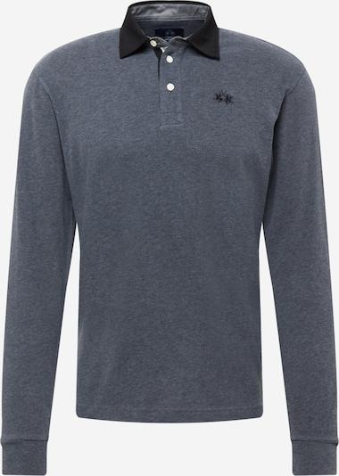 La Martina T-Shirt en gris, Vue avec produit