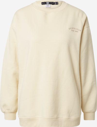 Daisy Street Sportisks džemperis, krāsa - bēšs, Preces skats