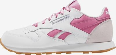 Sneaker Reebok Classics di colore rosa / rosa / bianco, Visualizzazione prodotti
