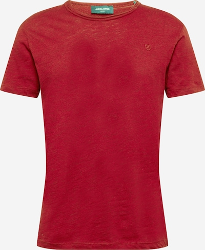 JACK & JONES Shirt 'JPRBLUVANCE' in rot, Produktansicht