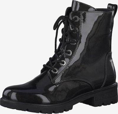 TAMARIS Snørestøvler i sort, Produktvisning