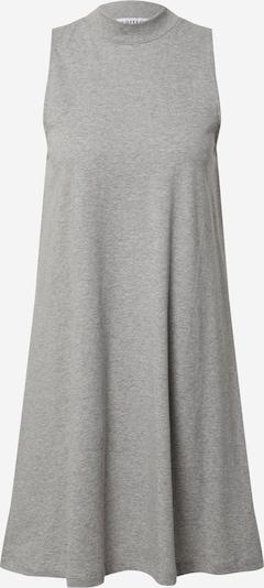 EDITED Kleid 'Aleana' in graumeliert, Produktansicht